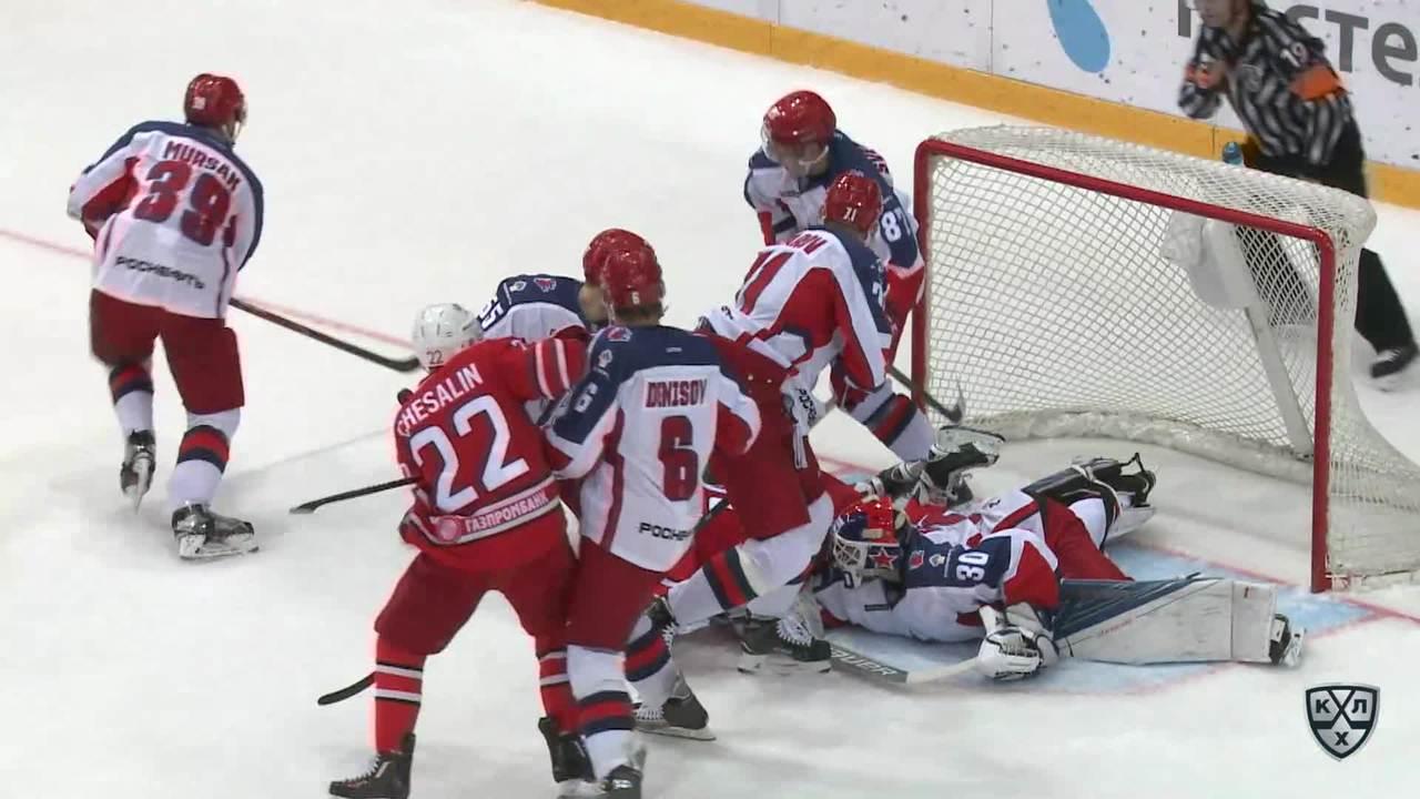ЦСКА Москва vs Динамо Москва 28.11.2016