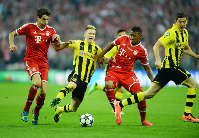 Борусия Дортмунд vs Байерн Мюнхен 19.11.2016
