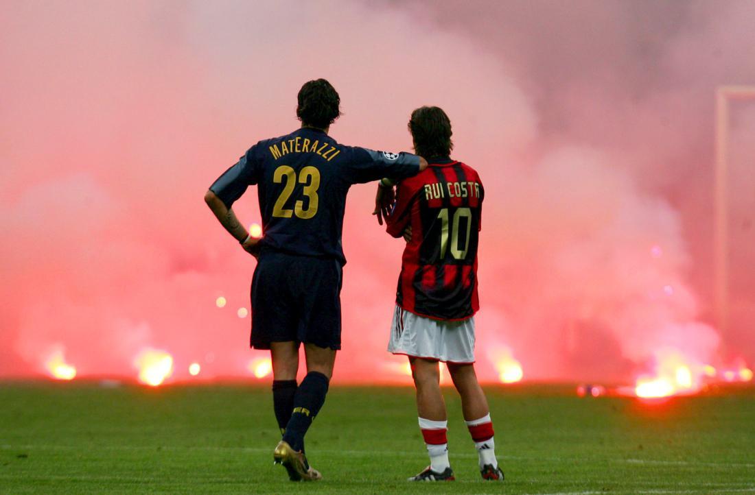 Милан vs Интер 20.11.2016