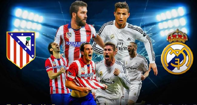 Атлетико Мадрид vs Реал Мадрид 19.11.2016